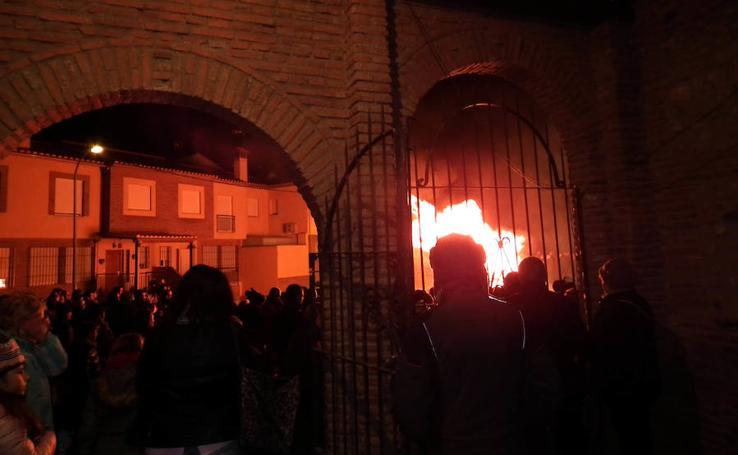 Guadix celebra San Antón
