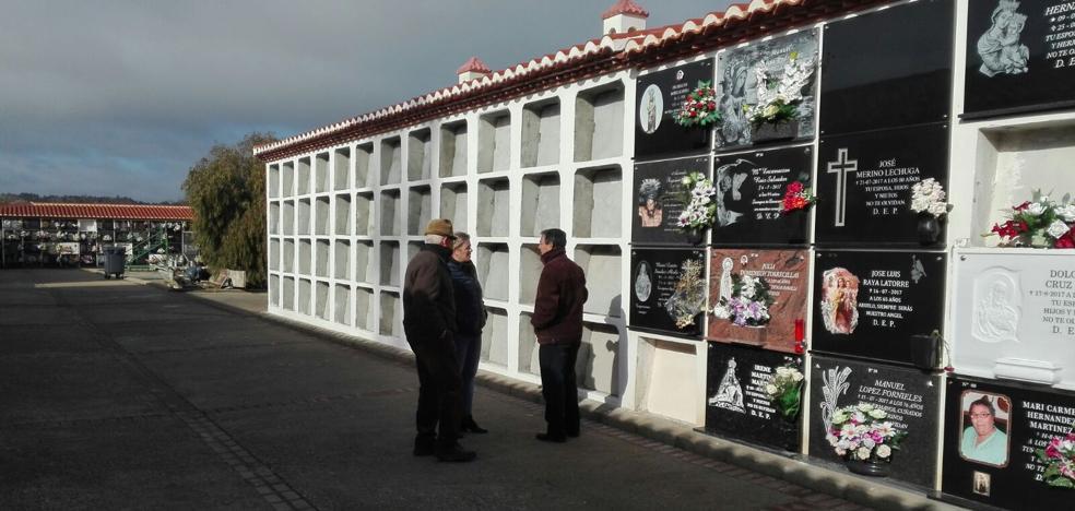 El Cementerio Municipal San José cuenta con 96 nuevos nichos