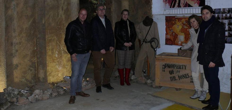 Guadix se presenta en Fitur como escenario de cine