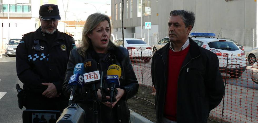 El Ayuntamiento prepara el entorno y el tráfico en el entorno del Centro Deportivo Urbano