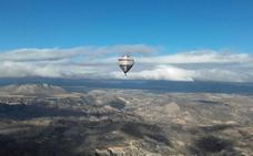 Glovento Sur seguirá apostando por la comarca accitana en próximas ediciones del Festival de Aerostación