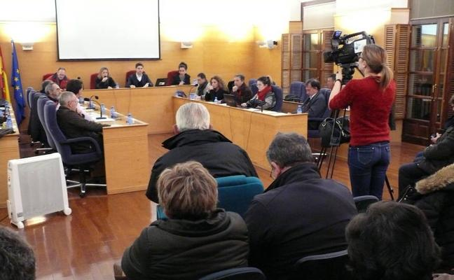 Consenso en el pleno de enero para avanzar en el convenio de la Avenida Buenos Aires