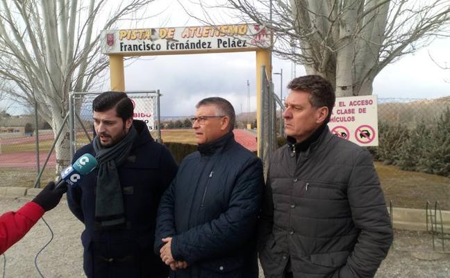 El Partido Popular denuncia el abandono de las instalaciones deportivas