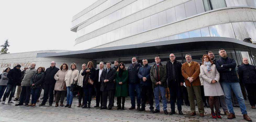 La Diputación de Granada muestra su repulsa ante un nuevo caso de violencia de género en la provincia