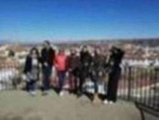 Periodistas franceses participantes en un viaje de prensa visitan Guadix