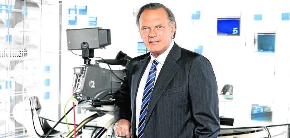 Pedro Piqueras recibe hoy el premio Pedro Antonio de Alarcón de Periodismo en Guadix