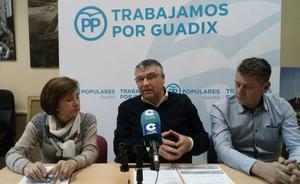 El PP pedirá que se le dé por escrito el estado de ejecución de las propuestas aprobadas en pleno