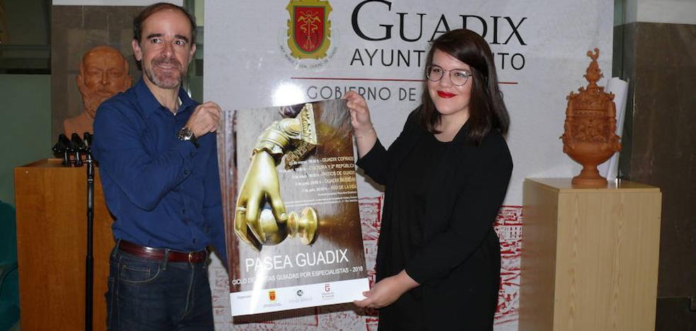 Once nuevas rutas para Pasea Guadix