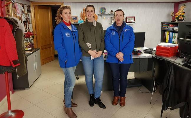 Ayuntamiento y Acci Asistencia renuevan su compromiso para el mantenimiento del Parque García Raya