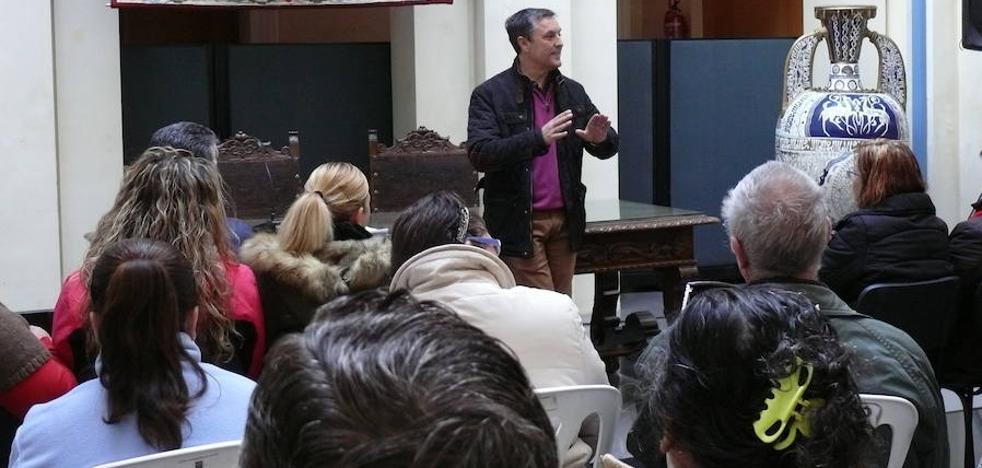 Recepción en el Ayuntamiento a las 36 personas seleccionadas para el Programa Extraordinario de Ayuda a la Contratación