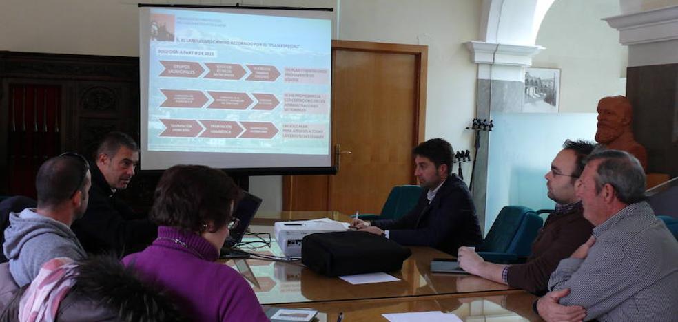 Los encuentros sectoriales para la presentación del Plan Especial arrancan con los promotores