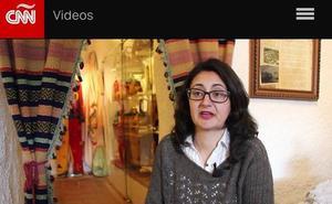 El canal CNN en Español se hace eco del hábitat en cuevas de Guadix
