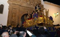 Jueves Santo de estrenos nazarenos