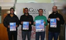 Los cuatro nombres más destacados del graffiti nacional se dan cita este fin de semana en Guadix en el 4º Festival de Graffiti Osorio Jam