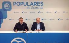 El PP exige a Entrena que las «cuitas internas» y «vendettas» del PSOE no perjudiquen ni a la provincia ni a Guadix