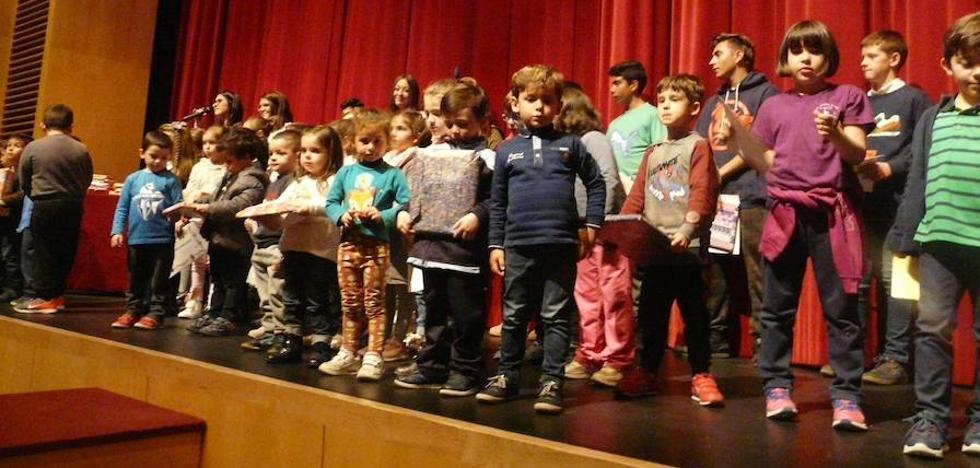 Gran participación en la fiesta del Día del Libro