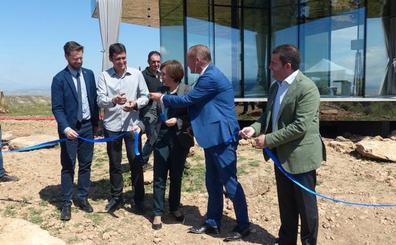 Gorafe inaugura la Casa del Desierto