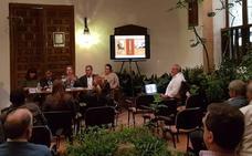 Entrega del premio del II Certamen de Relatos de la Fundación Pintor Julio Visconti