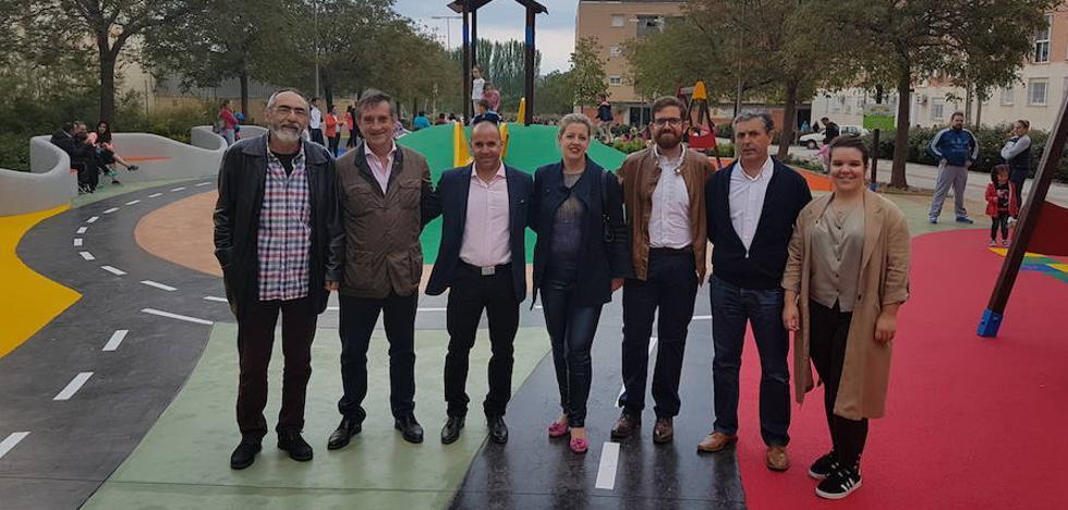 El parque de Santa Clara se abre al público con actividades para pequeños y mayores