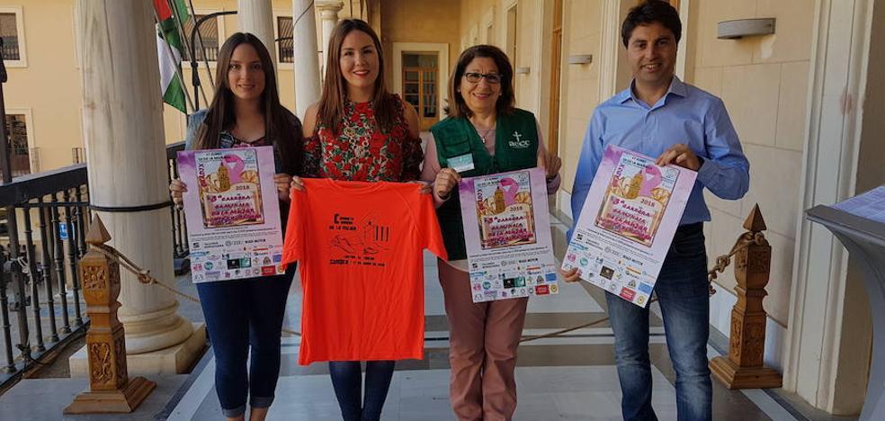 Igualdad, deporte y solidaridad se dan la mano en la III Carrera-Caminata de la Mujer Contra el Cáncer del próximo 17 de junio en Guadix