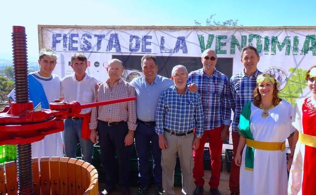 Fiesta de la Vendimia: Huétor Vega saca sus vinos del armario
