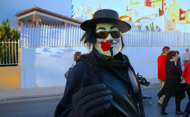 Halloween: Huétor Vega prepara su pasacalles del terror