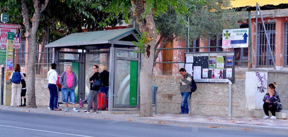 Huétor Vega quiere subir al metro