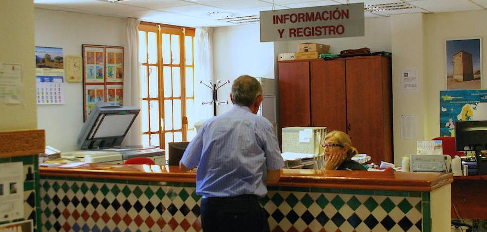 El Ayuntamiento de Huétor Vega contratará a 14 personas con la bolsa contra la exclusión social