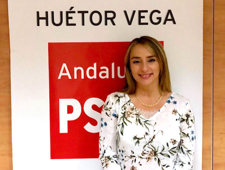 Carolina Higueras repite como secretaria general en Huétor Vega./IDEAL