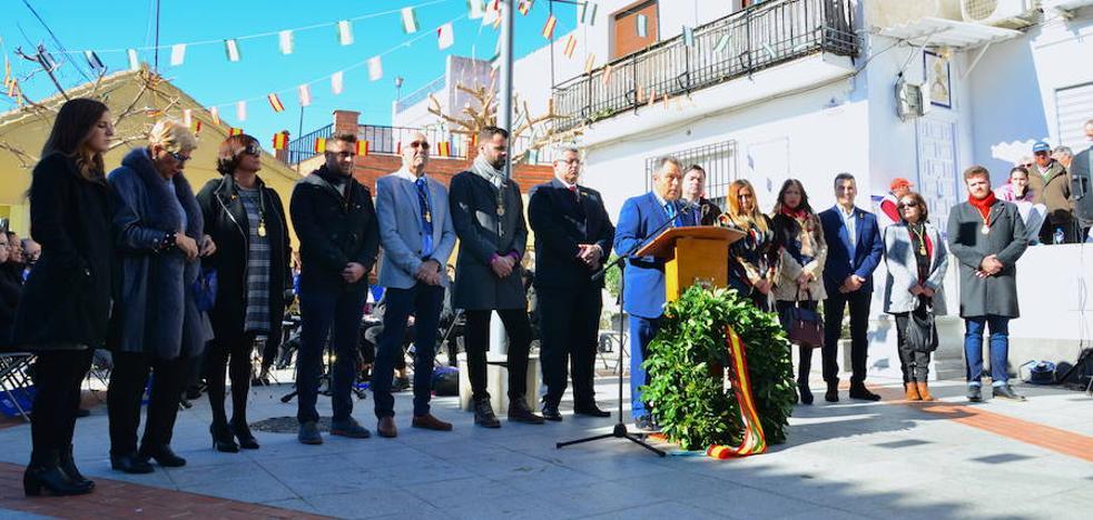 Molina: «El eco de la fractura catalana se siente en Huétor Vega»