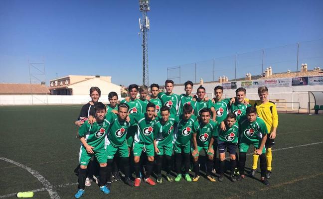 Fútbol: la Selección Granadina tira de cadetes de Huétor Vega