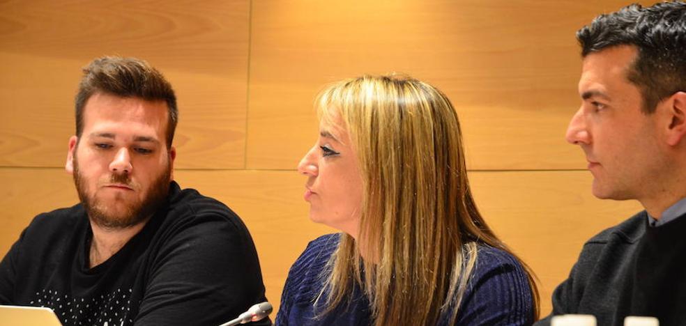 El PSOE critica el voto en contra de PP y Ciudadanos a su Plan Joven