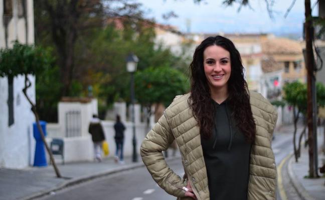 «Soñaba con jugar en la máxima categoría del voleibol español»