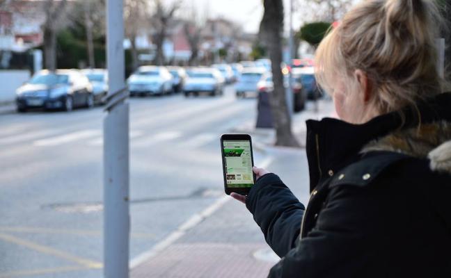 Huétor Vega: el estado del servicio de autobús, a través del móvil