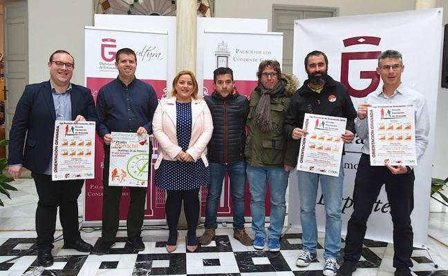 Huétor Vega cerrará la primera edición del Circuito Provincial de Orientación a Pie 2018