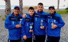 El CD Los Neveros disputará el Campeonato de Andalucía de Tripletas en Isla Cristina