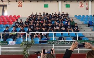 La Concentración en Huétor Vega reunió a más de 70 palistas