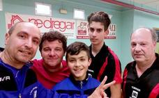 Los chicos del Huétor Vega-Pinturas Alhambra ascienden a Súper División Andaluza