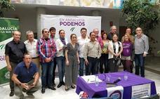 Podemos Andalucía celebra unas jornadas ambientales en Huétor Vega