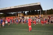 Clausura de las Escuelas Deportivas de Fútbol y Fútbol Sala