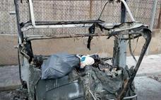 Policía Local advierte de la quema de contenedores en La Zubia