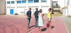 El colegio Antonio de Padua de Carboneras empezará el próximo curso 'como nuevo'