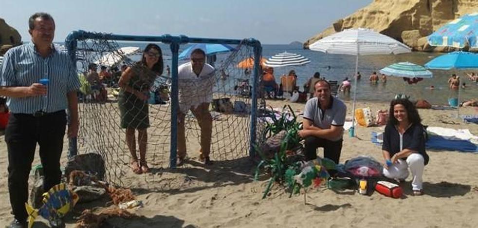 El Levante almeriense acoge las primeras sesiones de la campaña de educación ambiental de Diputación