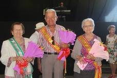 Cerca de 800 mayores participan en el 'Día del Pensionista' de Pulpí