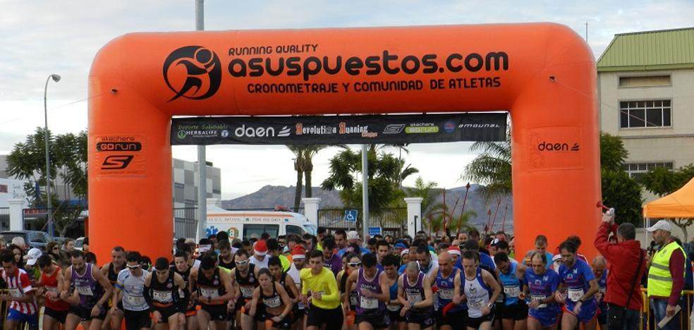 La San Silvestre de Huércal-Overa cumple 30 años aumentando sus premios