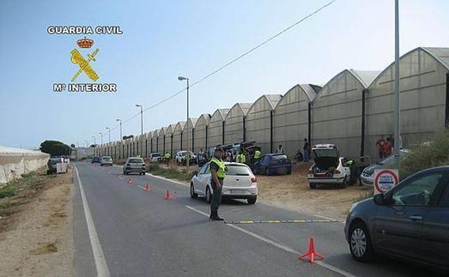 Sancionan a 'taxistas pirata' que fueron localizados cuando ejercían en el entorno del festival Dreambeach