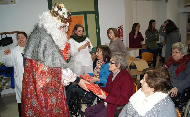 La ilusión no entiende de edades en Navidad
