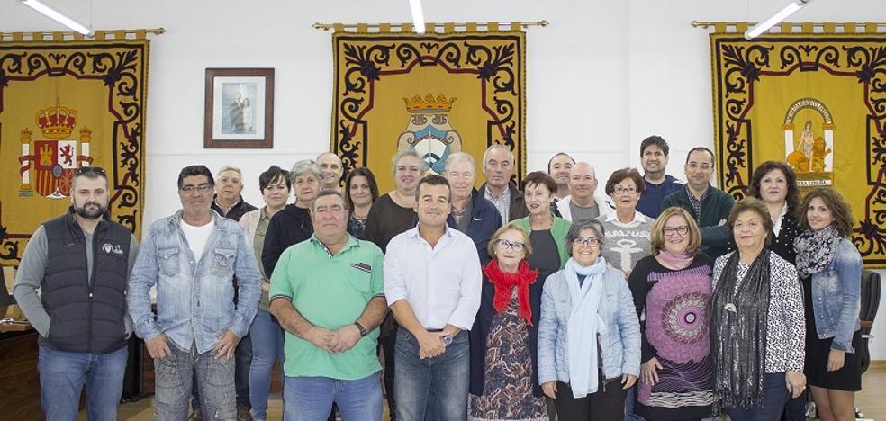 Carboneras beneficia a las asociaciones locales con un total de 8.000 euros