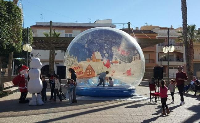 Los Reyes Magos repartirán cerca de 1.000 kilogramos de caramelos en Cuevas del Almanzora