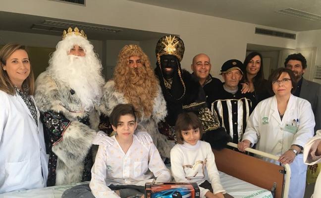 Los Reyes Magos ya están en Huércal-Overa